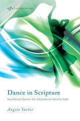 dance in scripture book cover